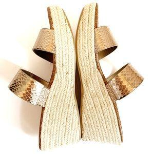 Sam Edelman Shoes - Sam Edelman NEW Rubie Pewter Sandals.